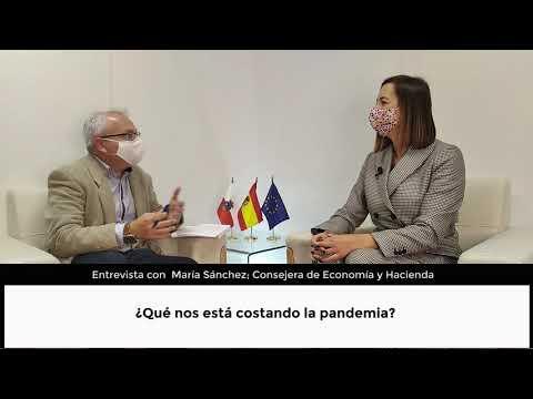 Entrevista Consejera de Hacienda del Gobierno de Cantabria