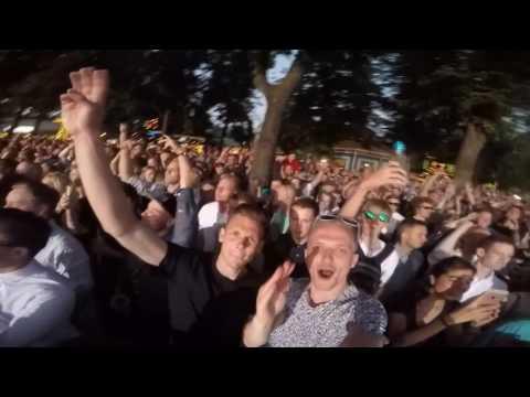 Tiesto Live - Tivoli Copenhagen - Summer 2016