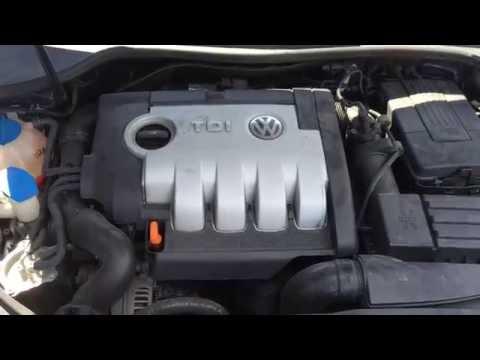 2005 vw mk5 jetta tdi 1 9l brm turbo diesel engine long block for sale 138k mi youtube. Black Bedroom Furniture Sets. Home Design Ideas
