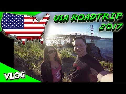 VoodooDE USA Roadtrip 2017 - Real Reality! [Kalifornien][Nevada][Arizona][VLOG][German][Roadtrip]