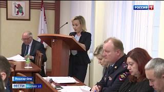 в Йошкар-Оле прошло совещание региональных руководителей исполнительной власти