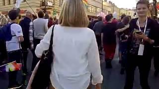Marsz Równości. Lublin 2018. 9