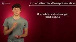 Warenpräsentation und Verkaufsformen | Wissen für die Ausbildung | Prozubi.de