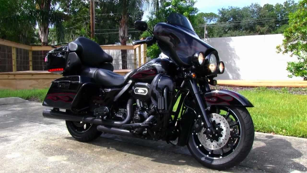 Harley Davidson Flhtcuse Cvo Ultra Classic Electra Glide