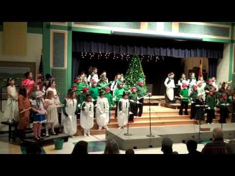 Williamsport Elementary School  Holiday Play 12/17/2009