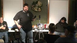 Mike McCaskill Presents:  Unknown Paranormal Ghostology Part 8