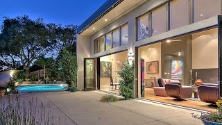 235 Forrester Road, A Mid Century Modern Luxury Estate in Silicon Valley