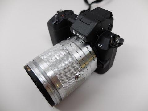 Nikon 1 V2 Video Zoom Test using a Nikkor 10-100 1:4-5.6 VR Lens - 1080i 60i
