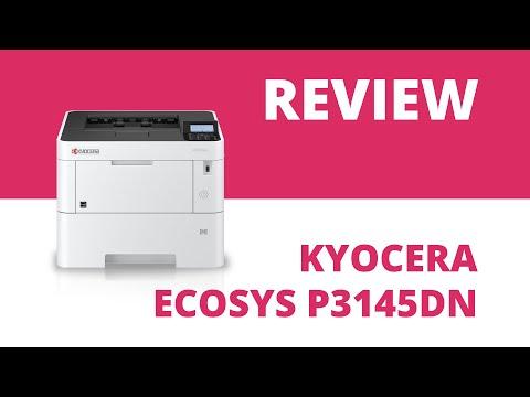 Kyocera ECOSYS P3145dn A4 Mono Laser Printer