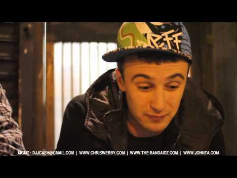 The 5 Minute Interview : Chris Webby