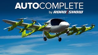 AutoComplete: Kitty Hawk attempts to certify self-flying taxis in New Zealand