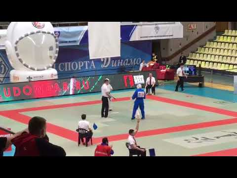 Макогонов Данил Россия  Кудо 2019