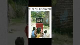 Create Your Own Happiness | Kids Playing Cricket | Cricket Fever | Amazing Creativity Level