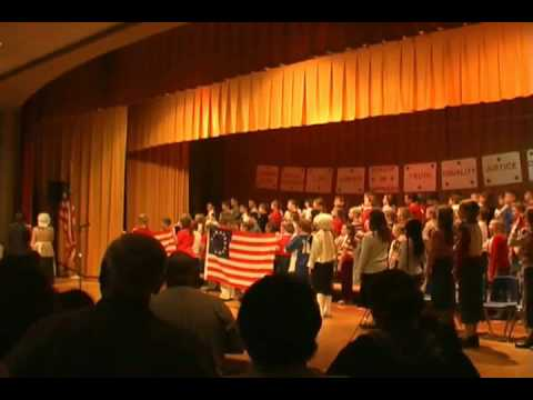 Galesburg-Augusta Middle School Play Part 1