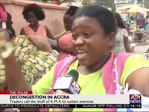 Decongestion in Accra - The Pulse on JoyNews (3-1-18)