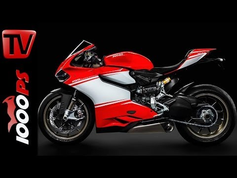 Ducati 1199 Panigale Superleggera 2014- Details&Informations @Eicma 2013