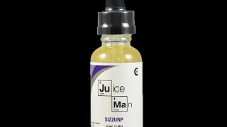 Sizzurp by Juice Man|Premium liquid|Летняя Жижа