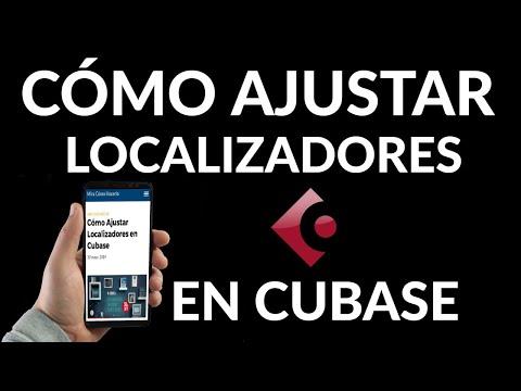 Cómo Ajustar Localizadores en Cubase