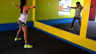 Dance Again by JLo (for Zumba warm up)