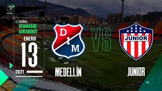 EN VIVO | #Medellín Vs. Junior #CopaBetPlay
