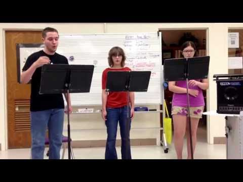 Naomi Roundtree's 2013 AP Music Theory Composition