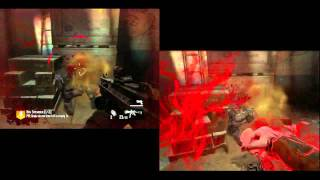F.E.A.R. 3 Co op SplitScreen Pt 1