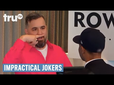 Impractical Jokers - Q The Concierge | TruTV