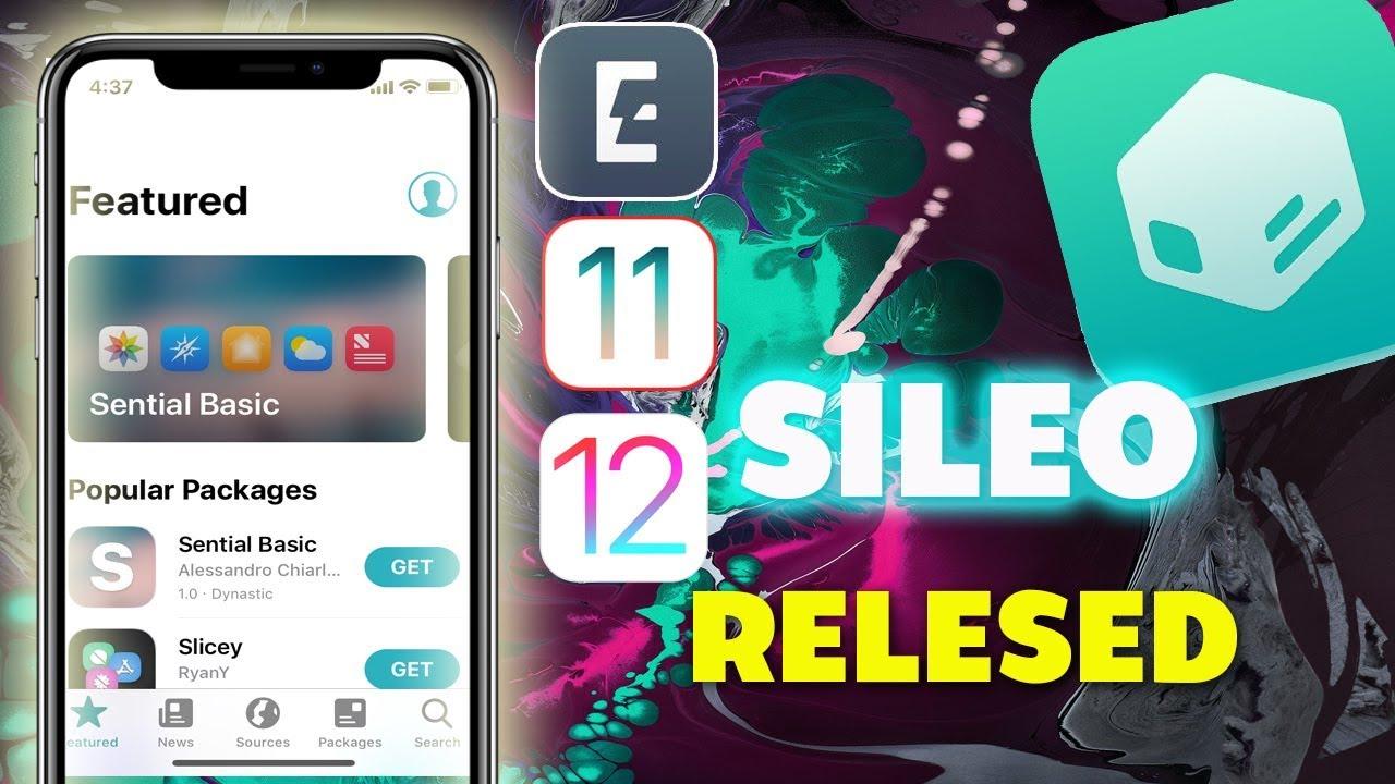 Sileo RELEASED for Pre iOS 12 Jailbreak!