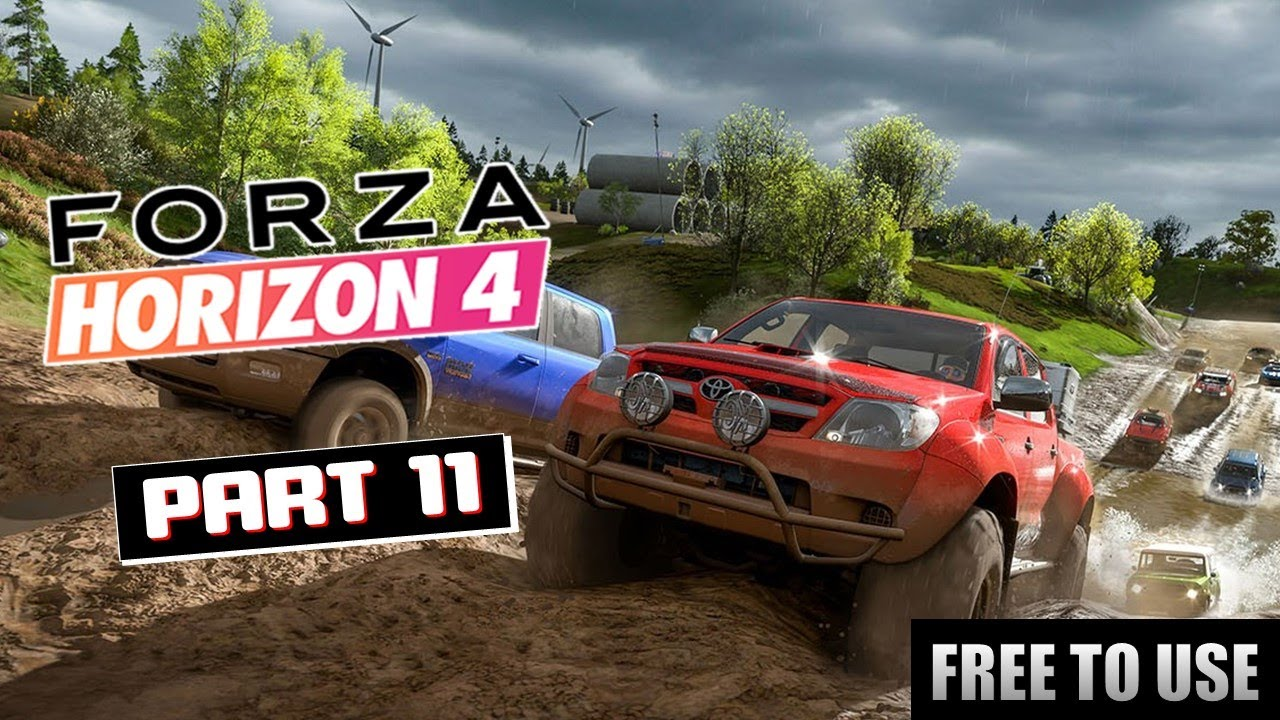 Forza Horizon 4 Gameplay - Free To Use (60 GPS)