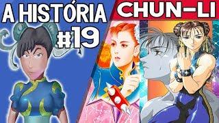 Chun-Li Street Fighter História e Curiosidades da Mulher Mais Forte dos Games