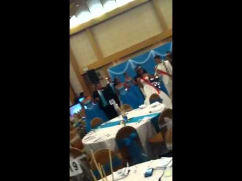 Lahainaluna High School Jr Prom Court Night Sheraton Maui R