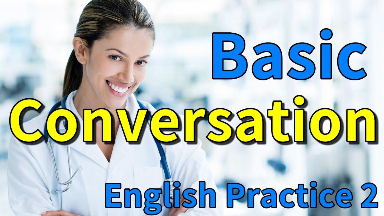 English Conversation Practice | Listening & Speaking | 對話式英語聽說練習:看醫生、討論職業
