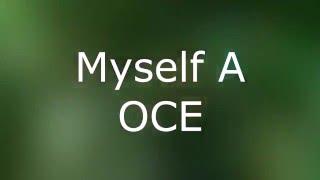 Myself A OCE By Night