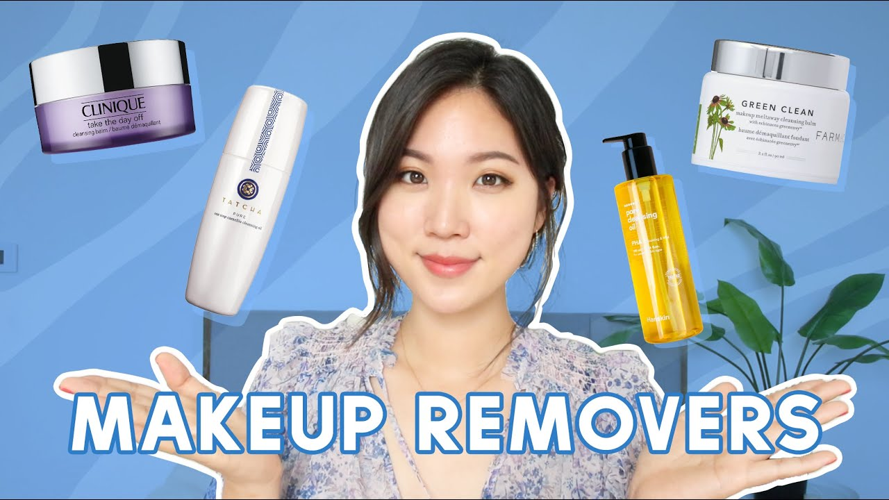 💆🏻♀️💦Best & Worst Makeup Removers | Cleansing Oils, Cleansing Balms