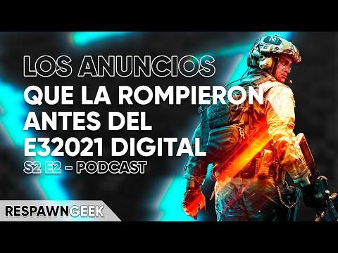 PODCAST - RespawnGeek 02, E3 día 1 - Summer Game Fest