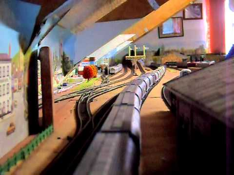 My Model trains – Coal & Grain