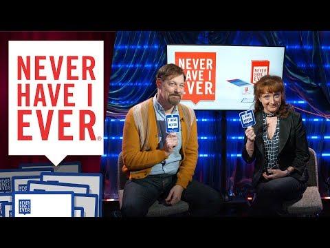 NEVER HAVE I EVER: ANASTASIA's Caroline O'Connor & John Bolton
