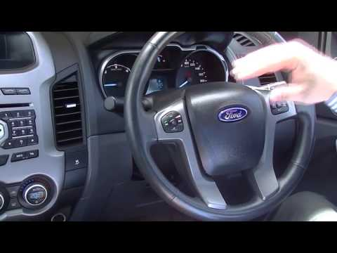 2013 Ford Ranger XLT Hi-Rider PX Manual Review - B4859