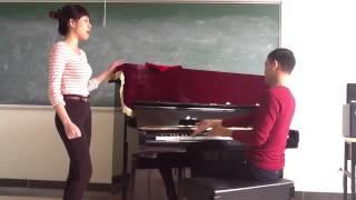 Lời chưa nói (training version with piano