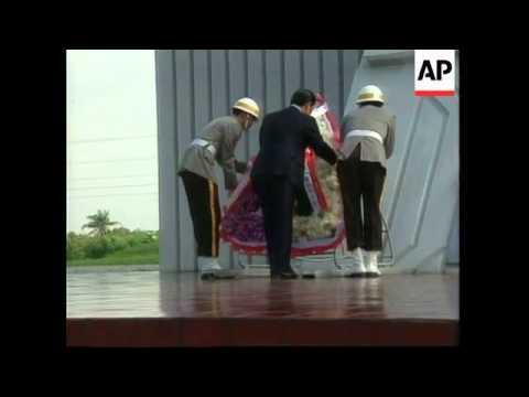 INDONESIA: JAKARTA: JAPANESE PM RYUTARO HASHIMOTO VISIT