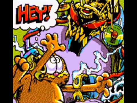 [Análise Retro Game Especial] - Garfield Caugth In The Act - Mega Drive Hqdefault