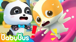 Playground Safety Song   Kids Safety Tips   Nursery Rhymes   Kids Cartoon   BabyBus