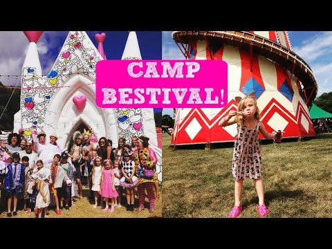 CAMP BESTIVAL!: Festival Fun With Kids!