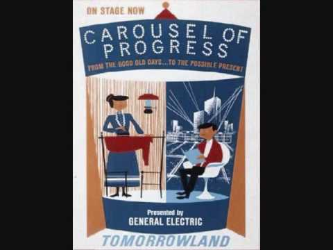Walt Disney World music- Carousel of Progress  (v.2005) music part 1