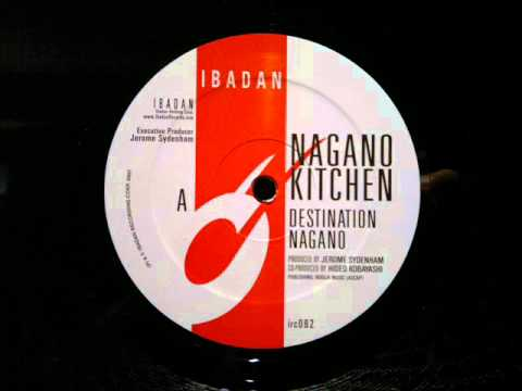 Nagano Kitchen Destination Negano Ibadan 2007