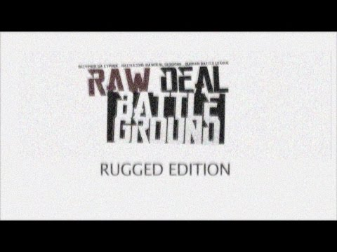 Juxtapose Thoughts vs Amza   RAWDEAL BATTLE GROUND RUGGED EDITION