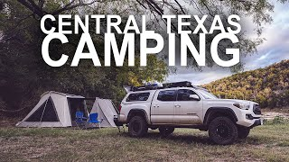 Central Texas Camping - Camping, Hiking, aฑd Cooking