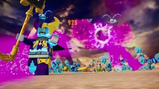 Создай Комбо-Силу и Играй– LEGO NEXO KNIGHTS
