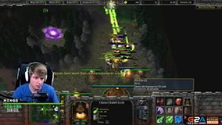 RUSH DEMONÓW - Warcraft III: (SurvivalChaos 3.11)