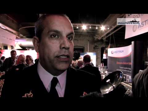 Offshore Patrol Security 2011 - Captain Ronald Mcintyre